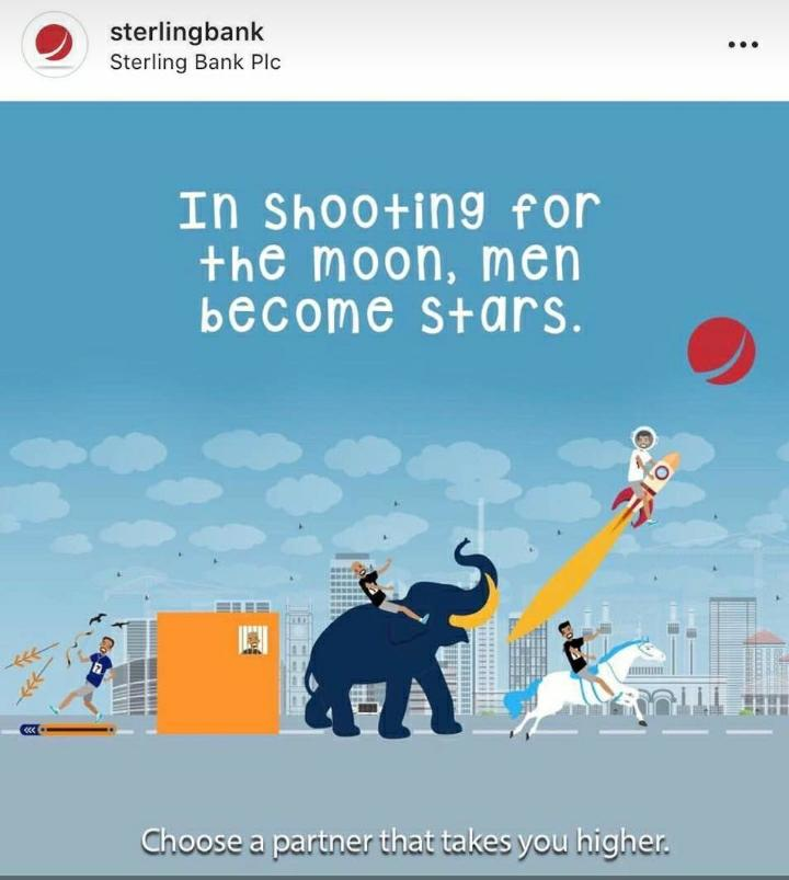 Sterling  Bank Starts A War with Other Banks On twitter (Pictures)