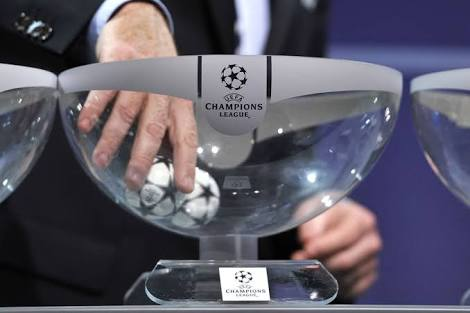 UEFA champions league Full Group stage Draws