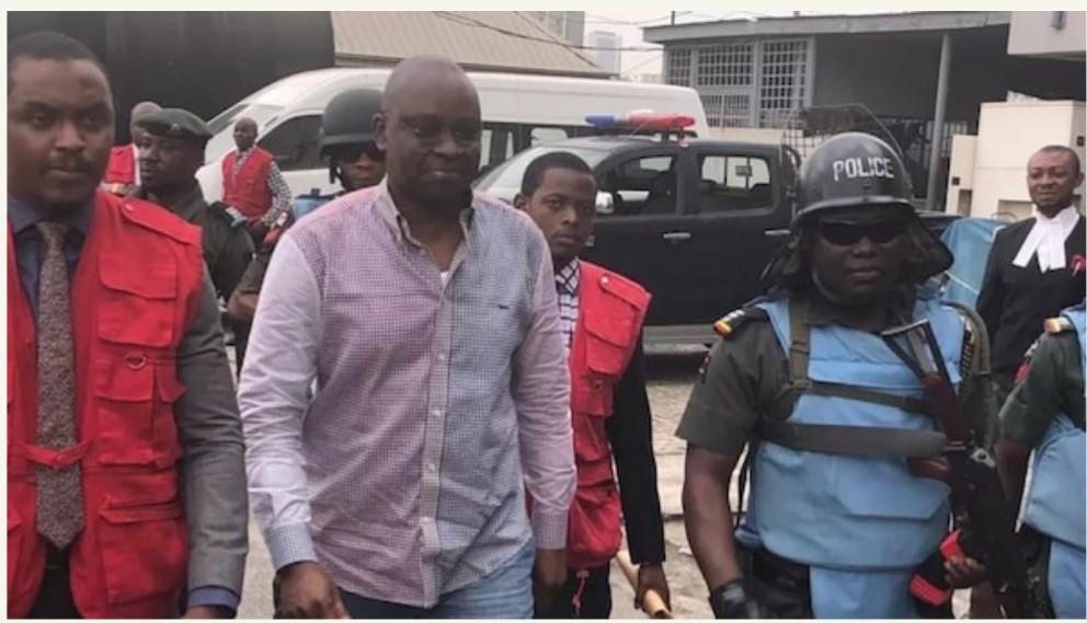 Breaking: High Court Grants Fayose N50m Bail
