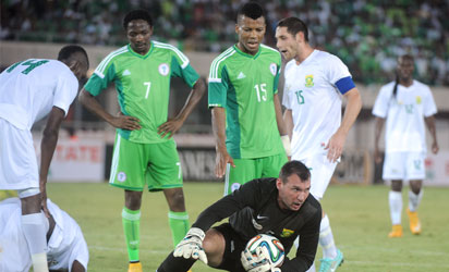 #AFCON : All Qualified teams, standings and Results