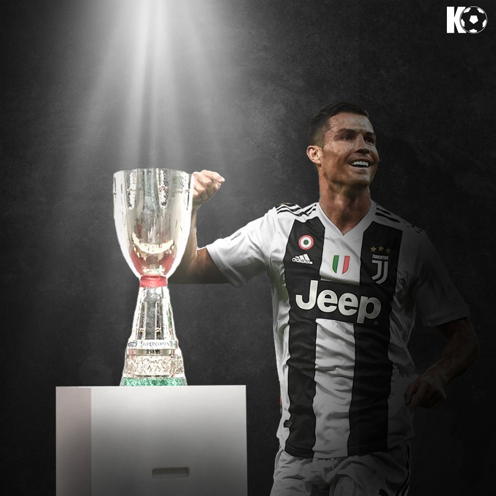 Juventus win Supercoppa as Ronaldo steals show (video)