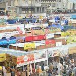 Lagos International Trade fair Shut down (Video)