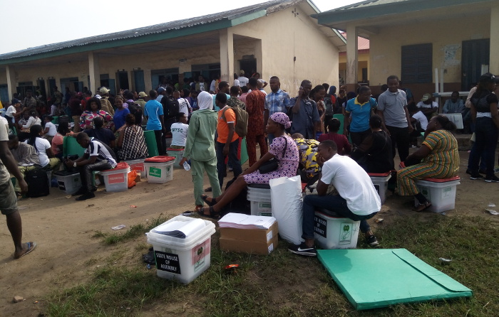 Results from The Rivers State Governorship Election
