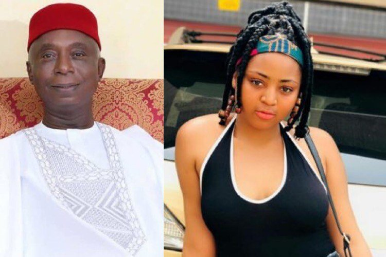 Regina Daniels Reportedly Marries a 59year old Billionaire as 6th wife