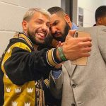 Club Bans Players from taking pictures with Rapper, Drake (pictures)