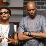 Wizkid allegedly disrespects 2face in Patoranking's Album listening party (video)