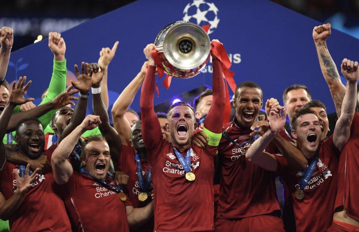 Liverpool beat Tottenham to win UCL 2019 ( video)