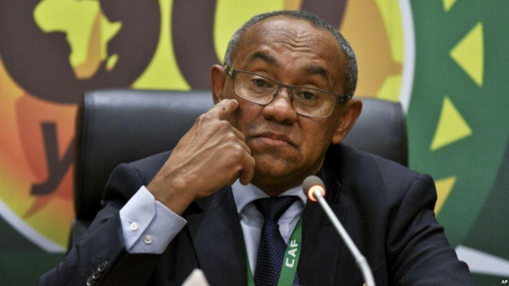 Breaking : CAF president, Ahmad Ahmad Arrested