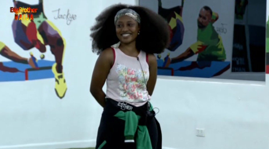 BBNaija2019 : Funny memes as Esther becomes the new HOH (video)