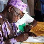 Obasanjo's Epistle to President Buhari