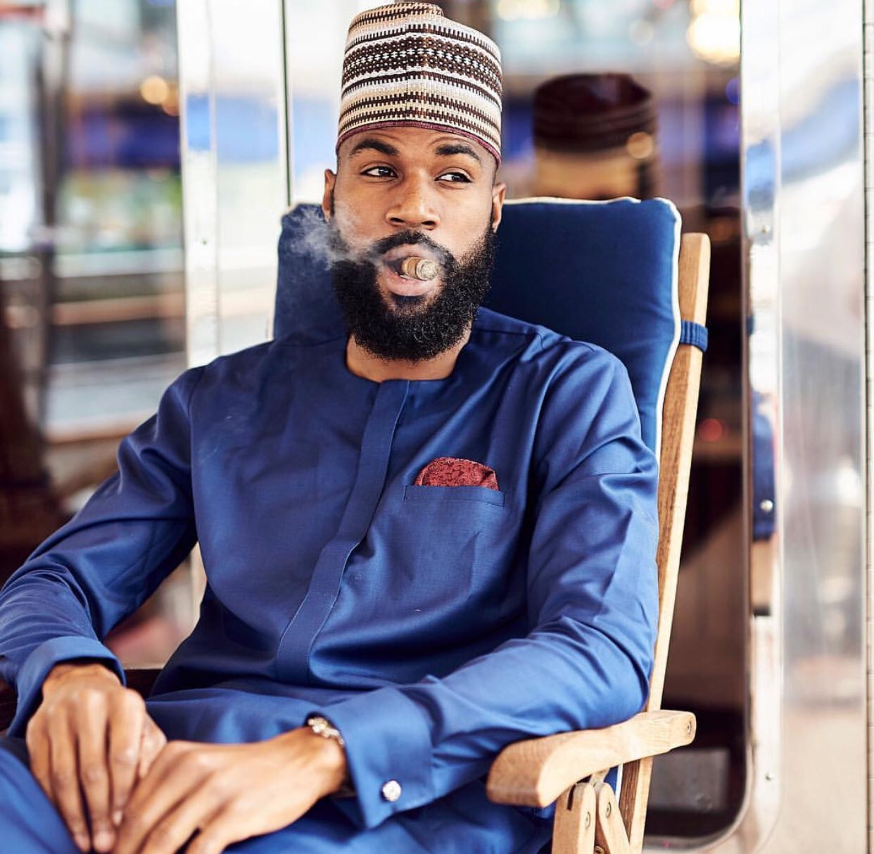 BBNaija2019 : Pepsi challenge as Mike cracks people up with his pronunciations (video)