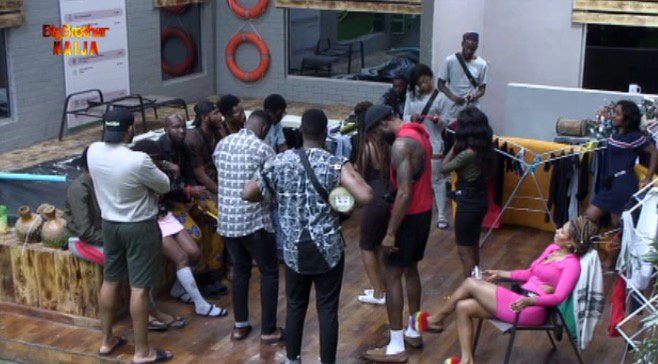 #BBNaija2019 : The Love Triangle Situationships in the house (video)