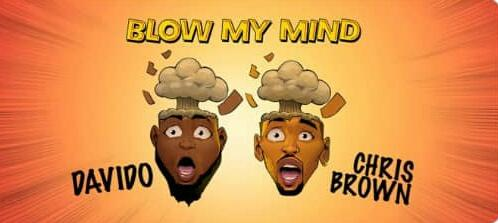 Blow Your Mind by Davido Ft. Chris Brown drops today (images)