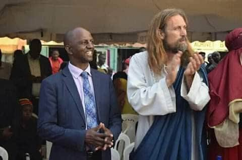 Kenyan Jesus Deported And His Disciples Arrested By Police