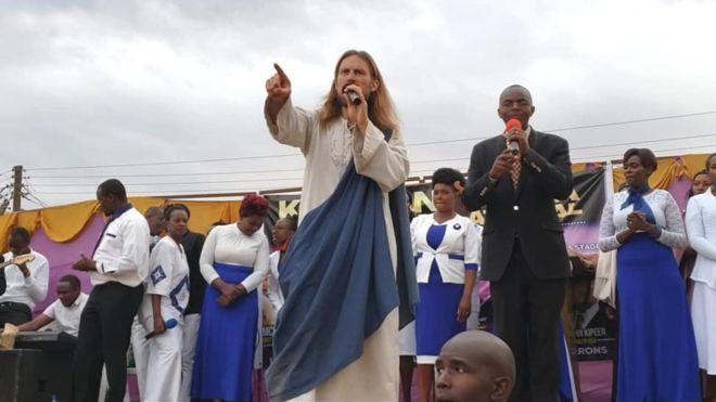 "Michael Jobs, ""Kenyan fake Jesus"" reportedly dead."