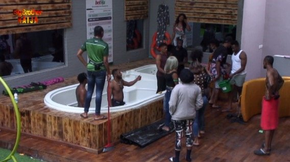 #BBNaija : Tacha Fights Mike, Esther wades in (Video)