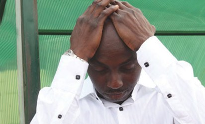 Breaking : Samson Siasia banned for life by FIFA