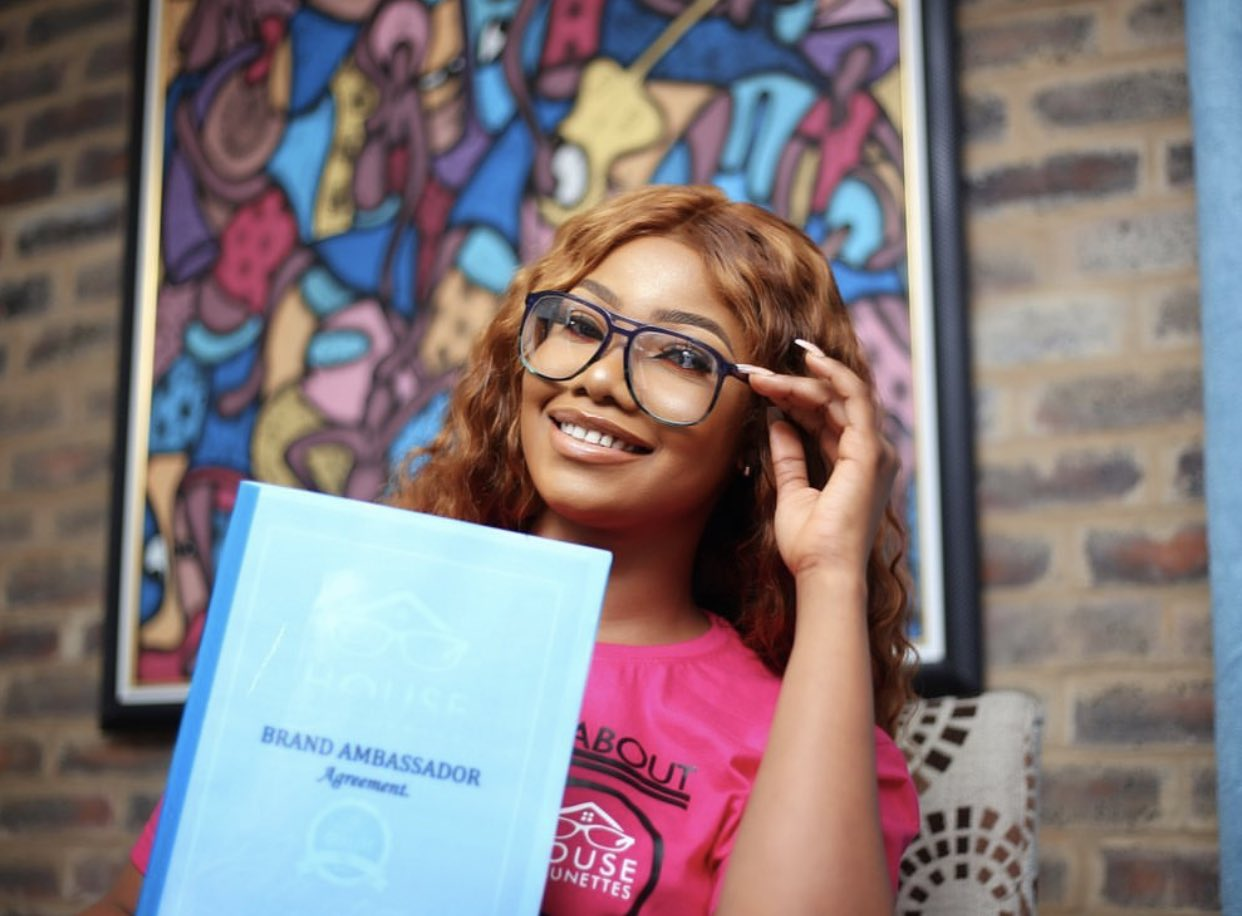 Tacha bags her first endorsement deal (pictures)