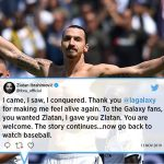 Zlatan Ibrahimovic bows out with a deep Goodbye note (video)