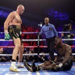 Tyson Fury beats Deontay Wilder to win WBC heavyweight championship (video)