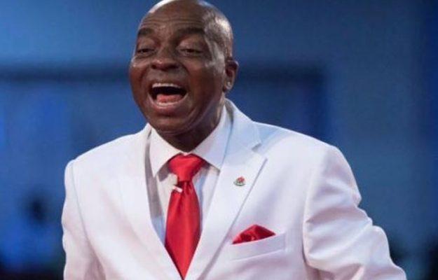 Bishop Oyedepo Blasts Buhari's government