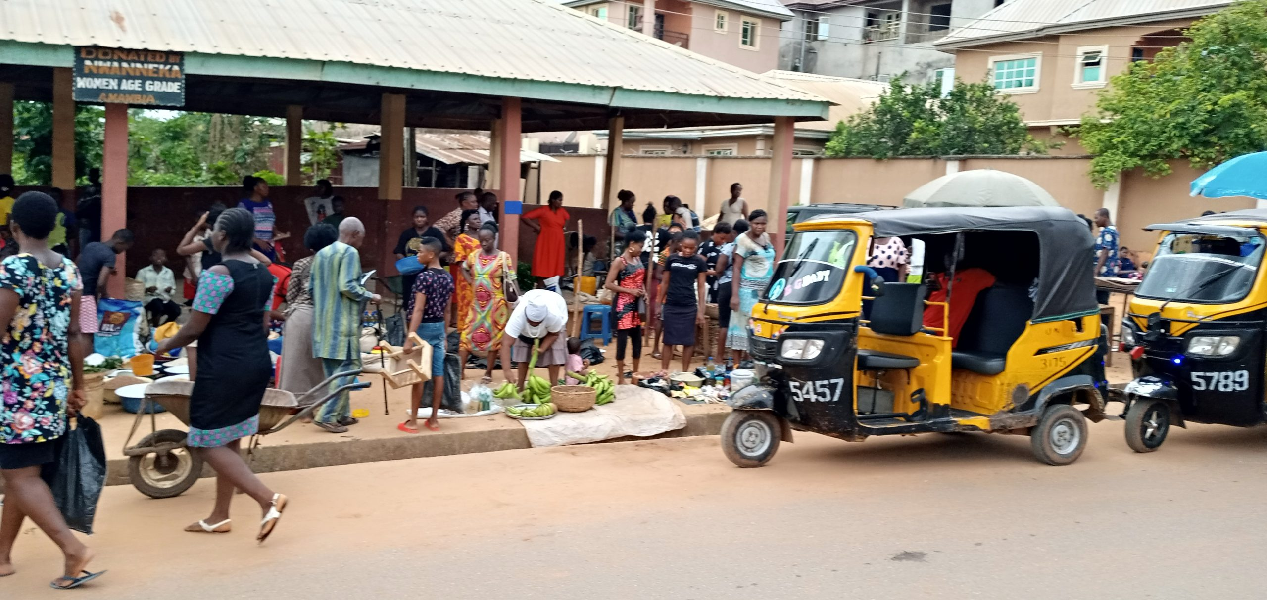 Anambra state government returns to status quo in market