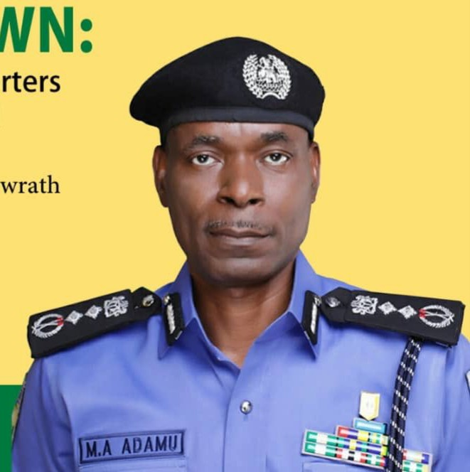 Nigeria Police force dismiss officers involved in a viral video