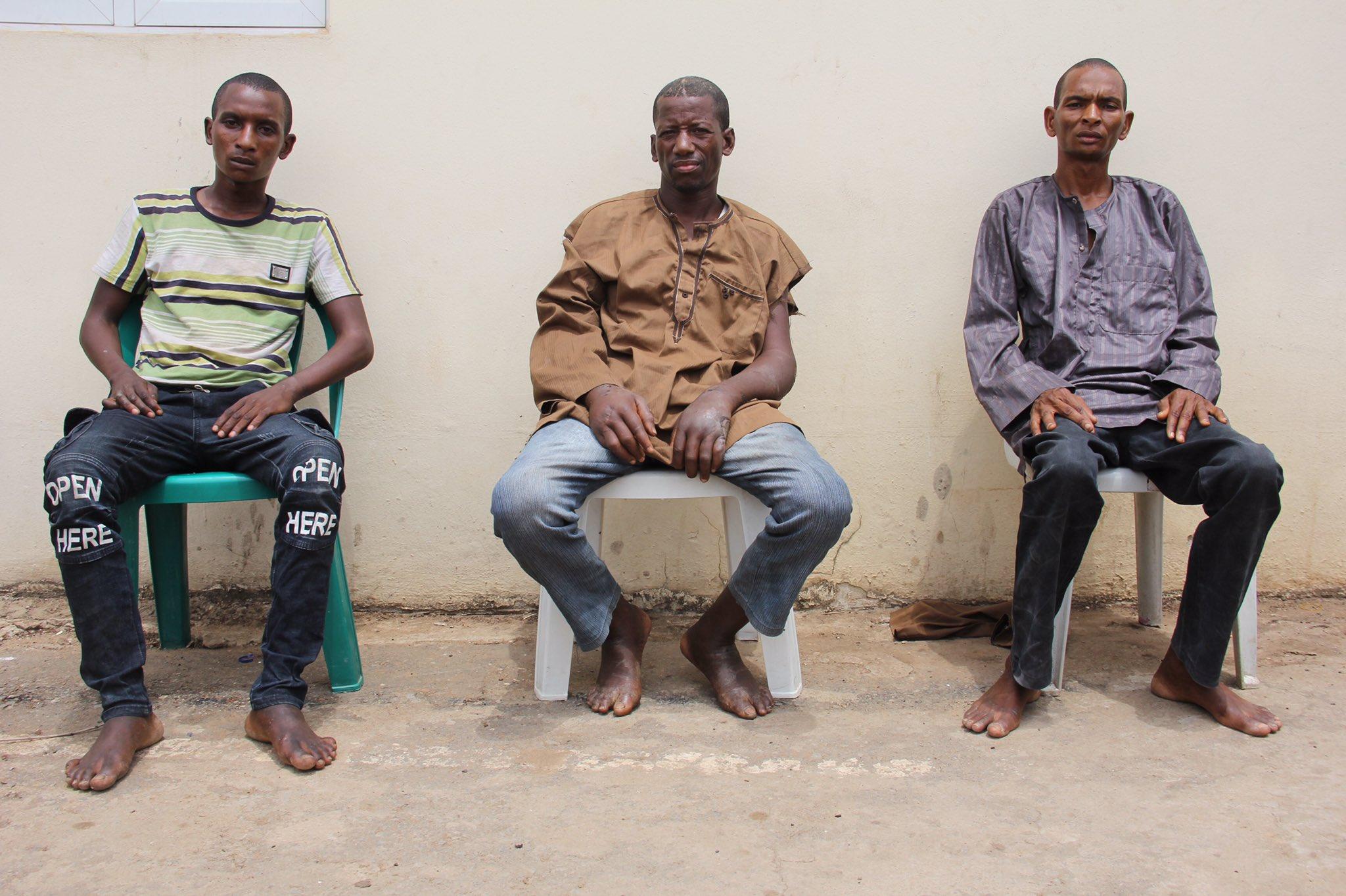 Breaking : Police Arrest the Killers of The late Catholic Seminarian, Nnadi Michael