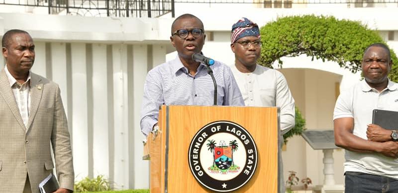 BREAKING: Lagos may extend lockdown, says Sanwo-Olu