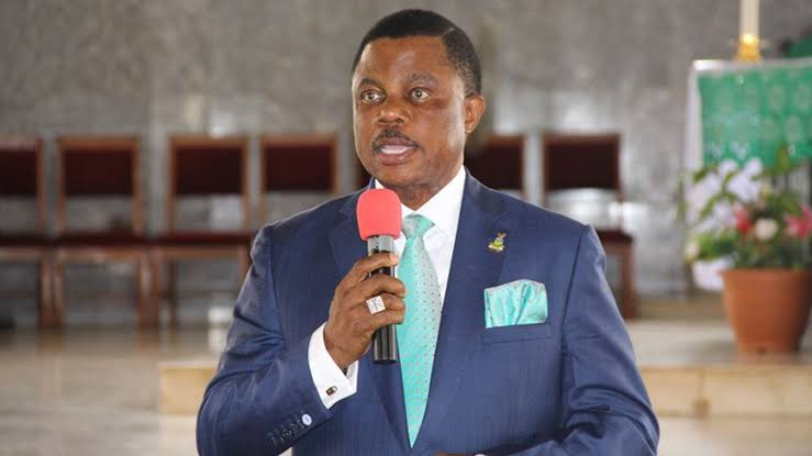 "Governor Willie Obiano addresses ""ndi Anambra"" on COVID-19 strategic measures"