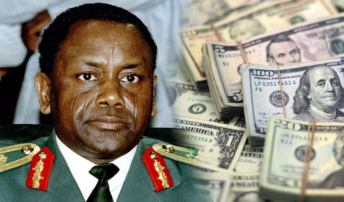 FG Confirms Receipt of $311m Abacha loot
