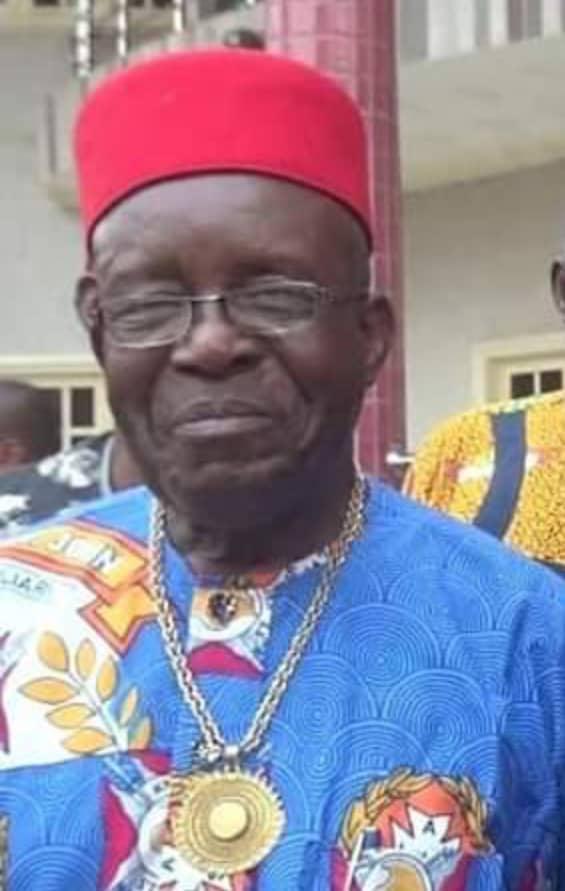 Breaking : Tonimas, Onowu Enukeme is Dead