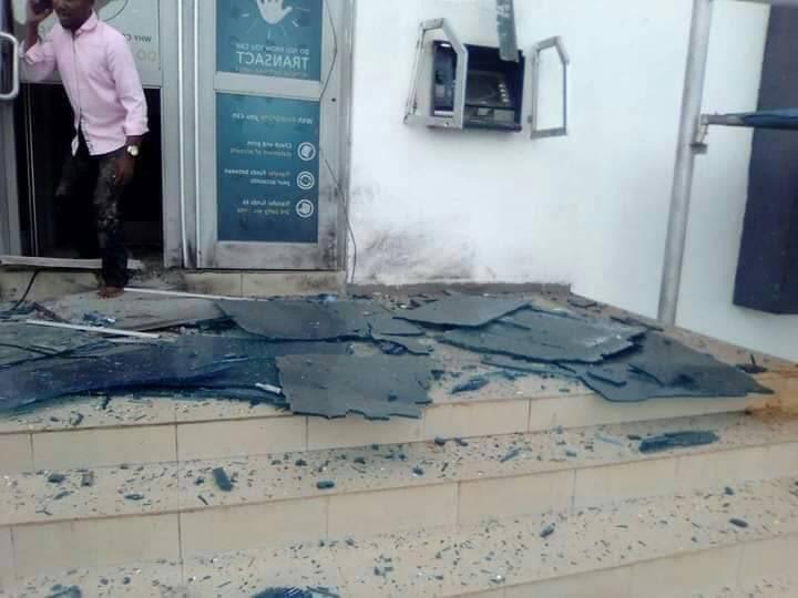 DPO, Seven Policemen Killed In Kogi Bank Robbery (Video,Images)