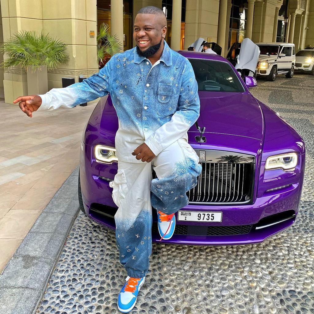 Breaking : Hushpuppi, Woodberry arrested by Interpol for an alleged fraud (video)