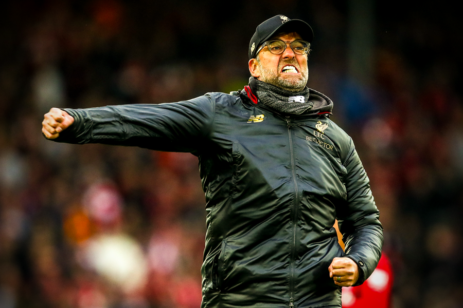 Breaking : Liverpool Win EPL tittle after 30years of Barrenness