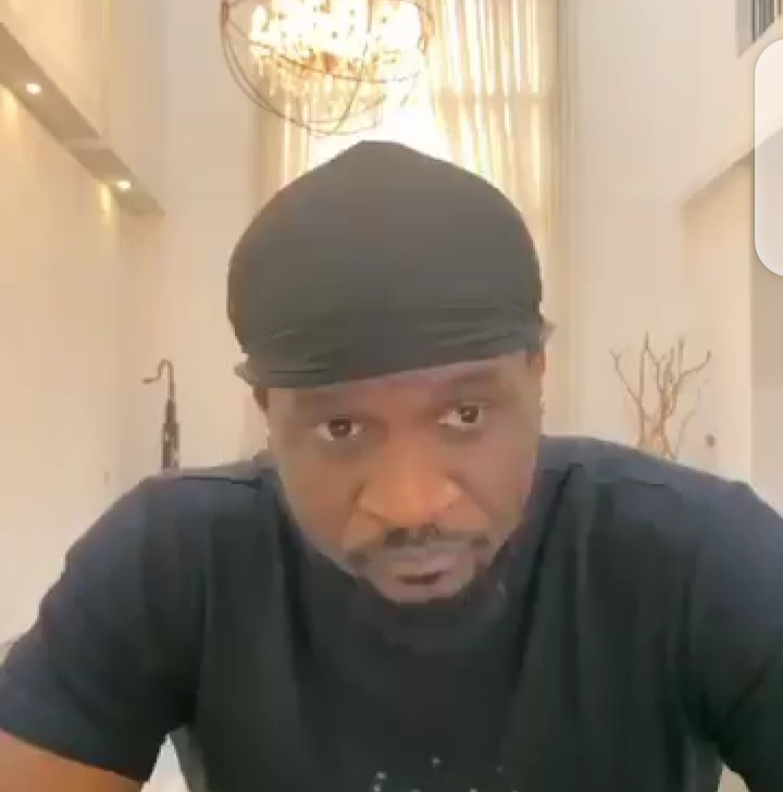Peter Okoye and Family tested positive to COVID-19 (video)