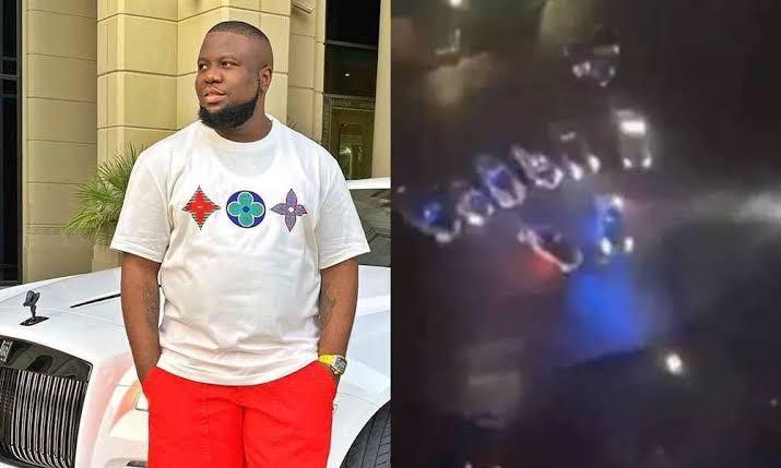 Dubai Police releases video on Hushpuppi's arrest (video)