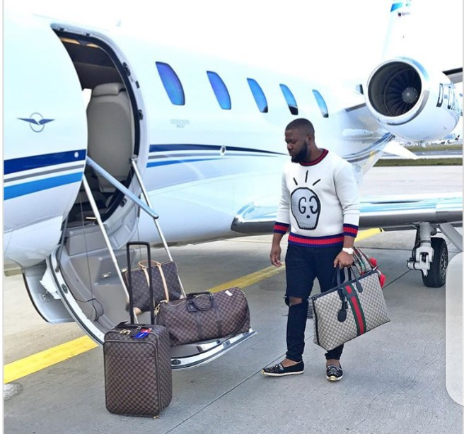 Hushpuppi scams English premier league