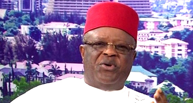 Breaking : Governor Dave Umahi tests positive to COVID-19