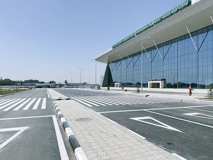 Enugu international Airport Runway To Open On August 30 (images)