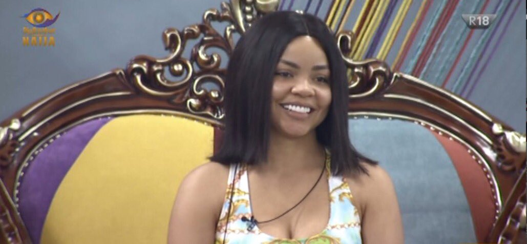 #BBNaija2020 : Nengi is the first Head of House