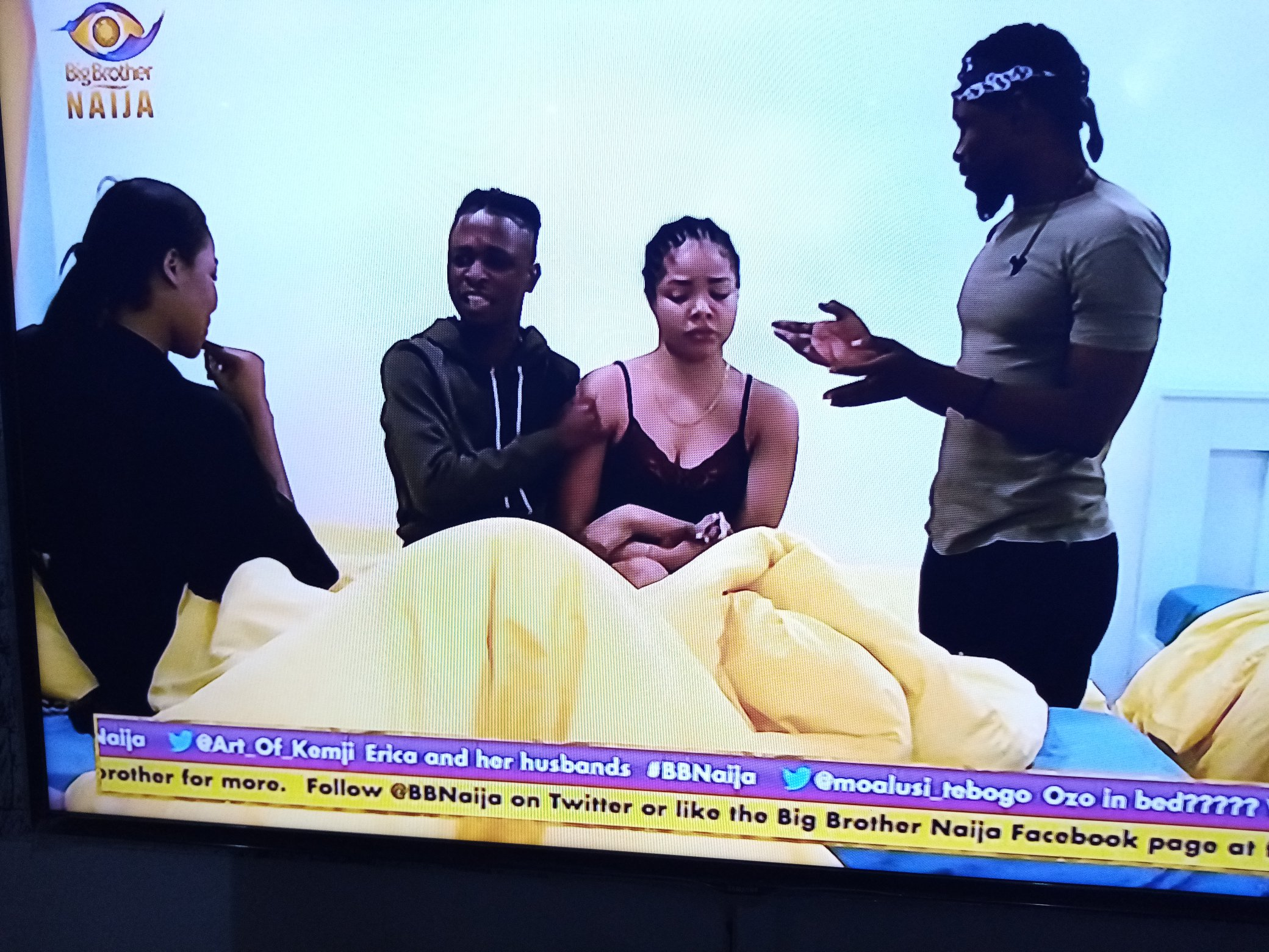 #BBNaija2020 : See the housemates most likely to be evicted on Sunday based on Online Poll