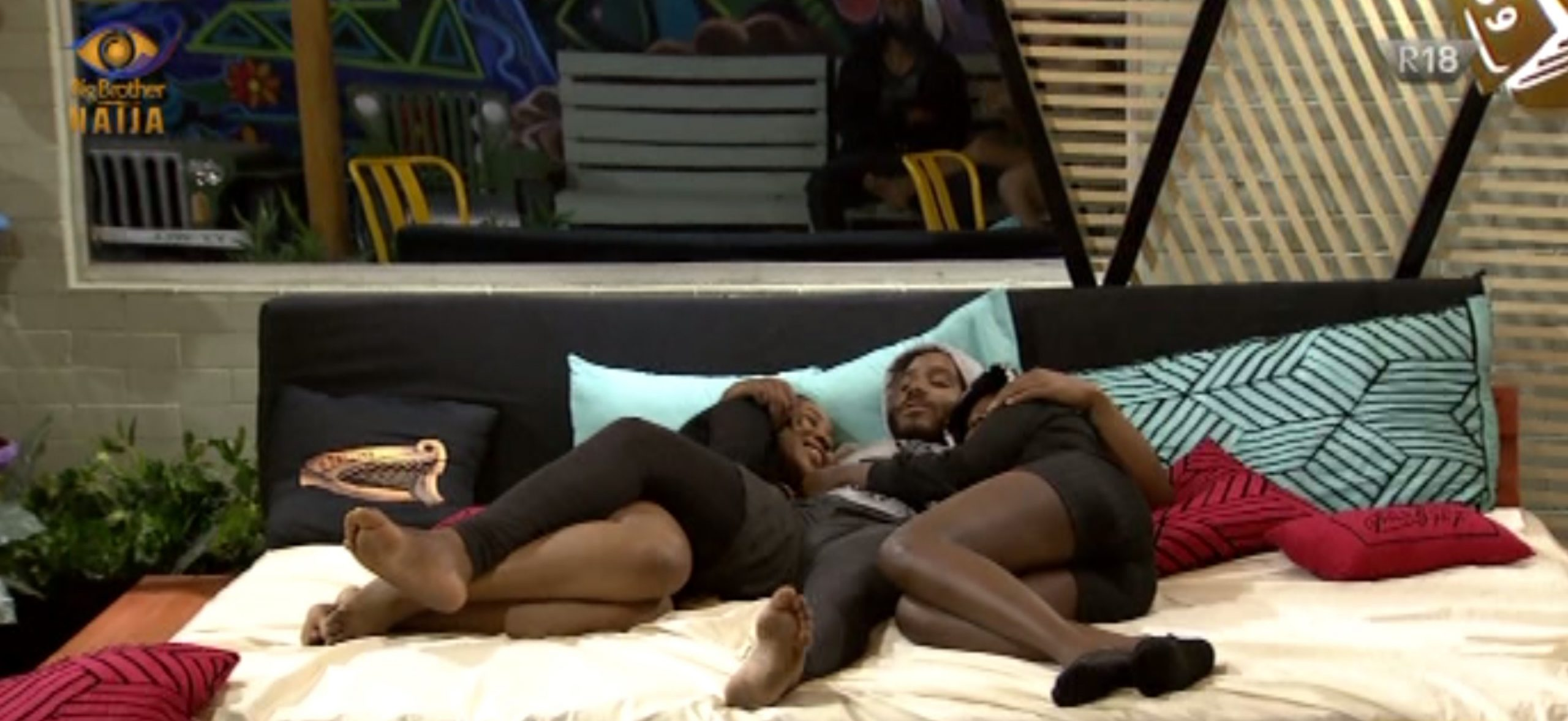 #BBNaija2020 : Love Triangles (video)
