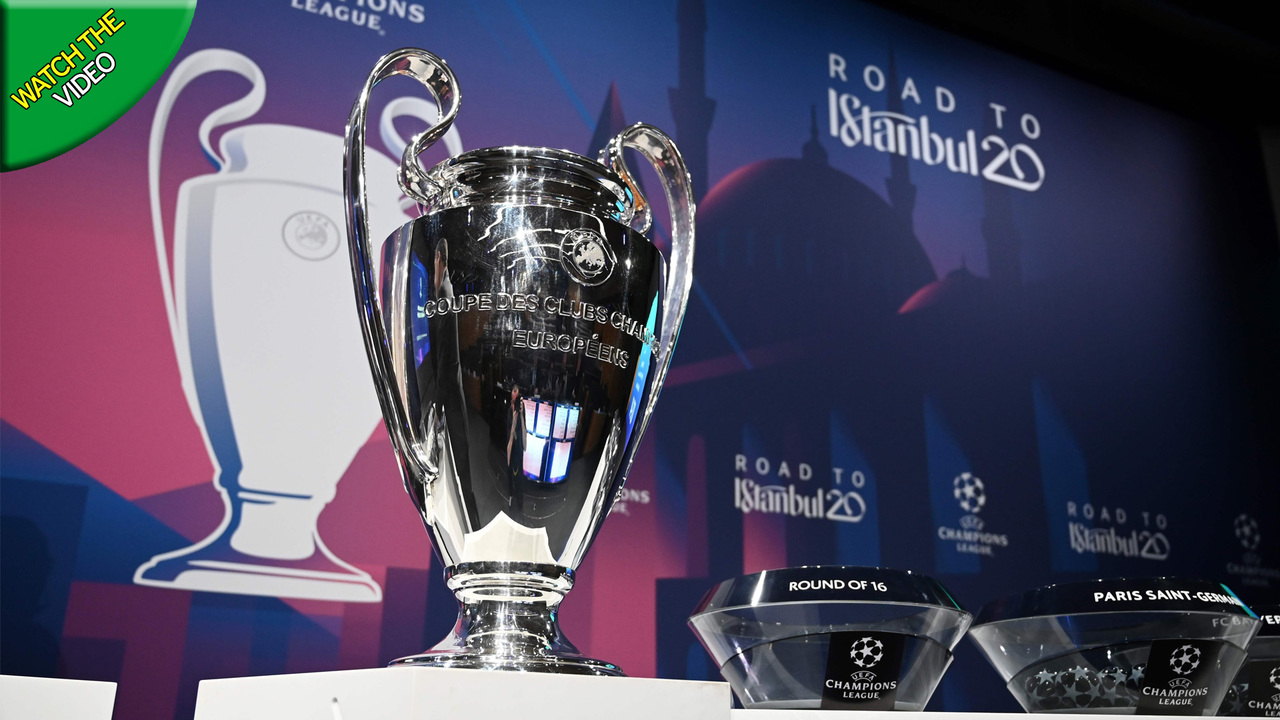 UEFA champions league quarter final draw 2020