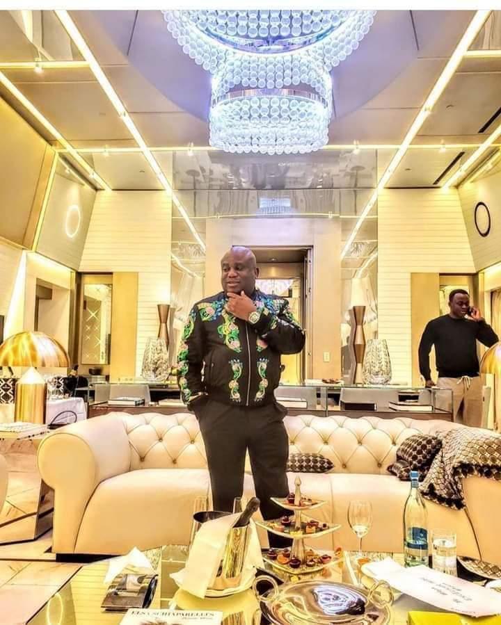 Meet Kiddwaya's Rich Dad, Terry Waya (pictures)