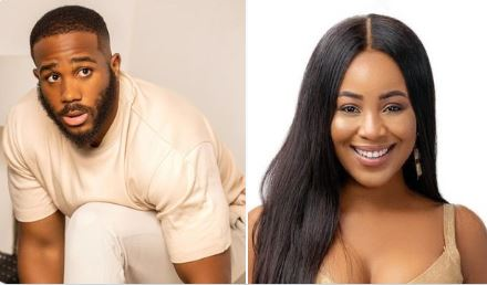 #BBNaija2020 : Kiddwaya finally wired Erica last night (video)
