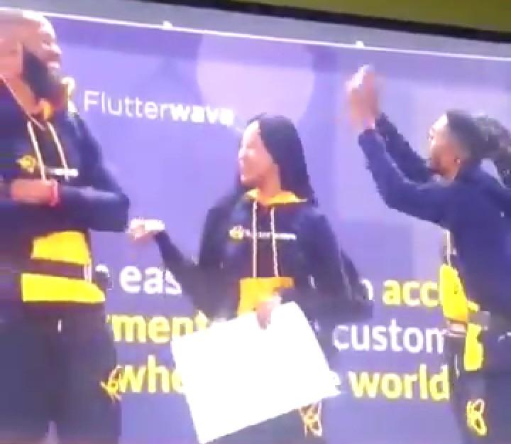 #BBNaija2020 : Flutterwave task performance (video)