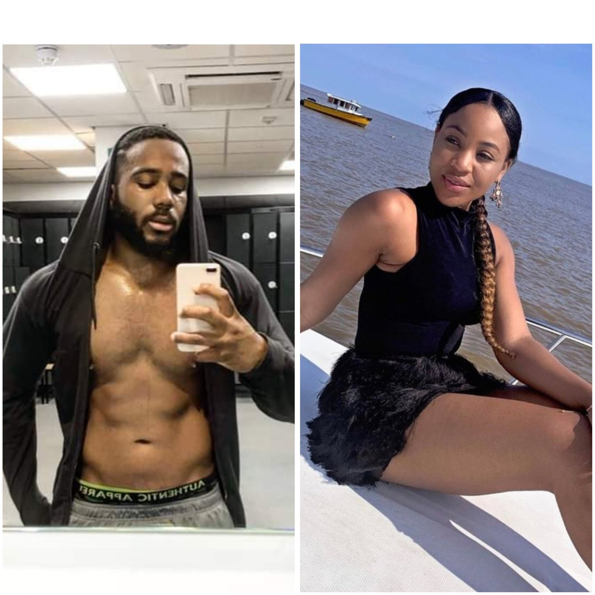 #BBNaija2020 : Only God can help me in same bed with Kiddwaya – Erica (video)