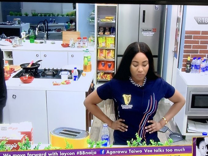 #BBNaija2020 : Erica fights with Lucy (video)