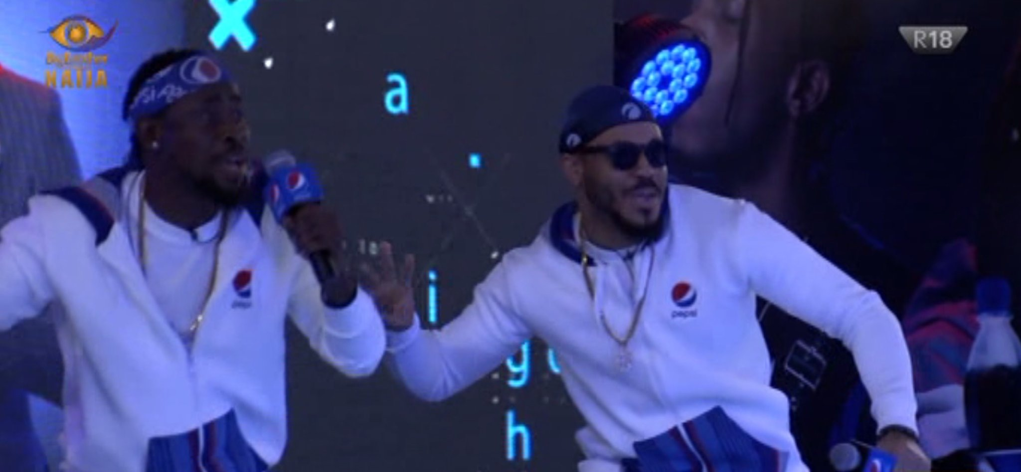 #BBNaija2020 : Ozo and TrikyTee win Pepsi Challenge (video)